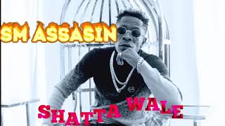 Shatta Wale - SM Assasin (Audio Slide)