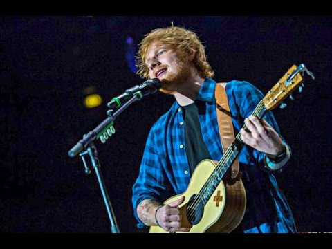 ED SHEERAN - FULL LIVE  in Milano Forum Assago | 27/01/2015 | HD 720p