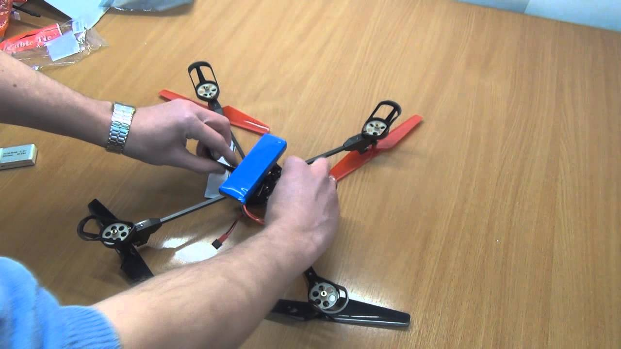 Посылки с аккумуляторами и доп. аккум на Wltoys V262