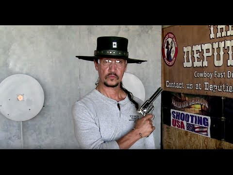 Cowboy Fast Draw & Trick Shots - Trailer - Cisko Master ...