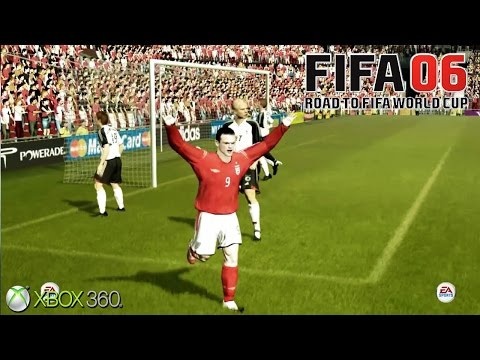 FIFA 06: Road to FIFA World Cup  Gameplay Xbox 360 Release Date 2005