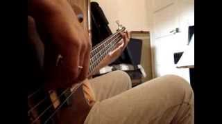 How Long Has That Evening Train Been Gone - Diana Ross & The Supremes - James Jamerson (Bass Cover)