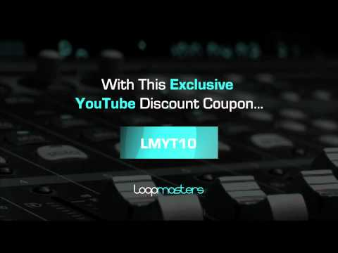 Loopmasters 10% Discount Code
