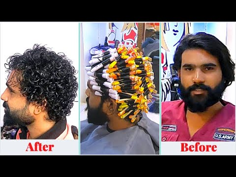 how-to-perming-on-mens-hair-|-permanent-perm-|-get-curly-hair-with-perm-|-step-by-step-tutorial