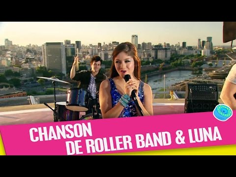 Chanson : Roller Band & Luna | Soy Luna | Disney Channel Be