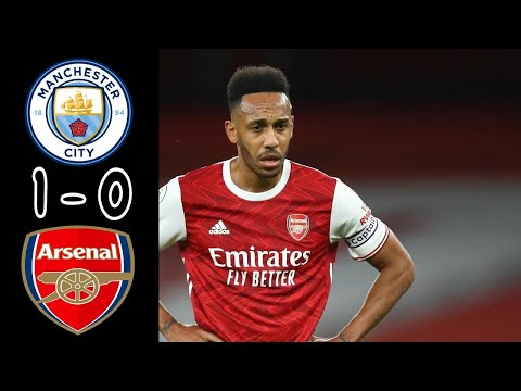 highlight-manchester-city-vs-arsenal|premier-league-2020-2021•liga-inggris