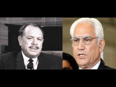 Tareekh-e-Pakistan Ahmed Raza Kasuri Kay Sath - 7th Aug 2016 - Ayub Khan Interests with India
