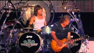 REO Speedwagon - Take It on the Run (Live - 2010) Moondance Jam Min...