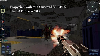 """Empyrion Galactic Survival S3 EP16 """"Abandoned Mine"""""""