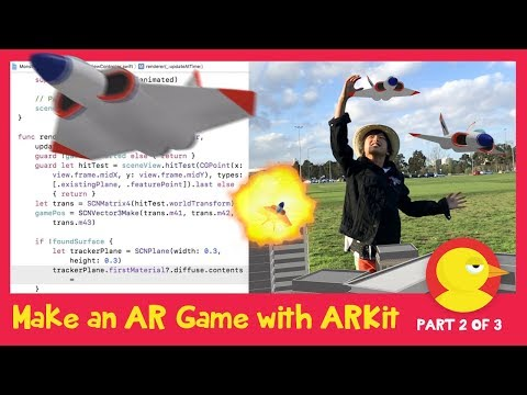 ARKit Game Tutorial - Part 2 of 3
