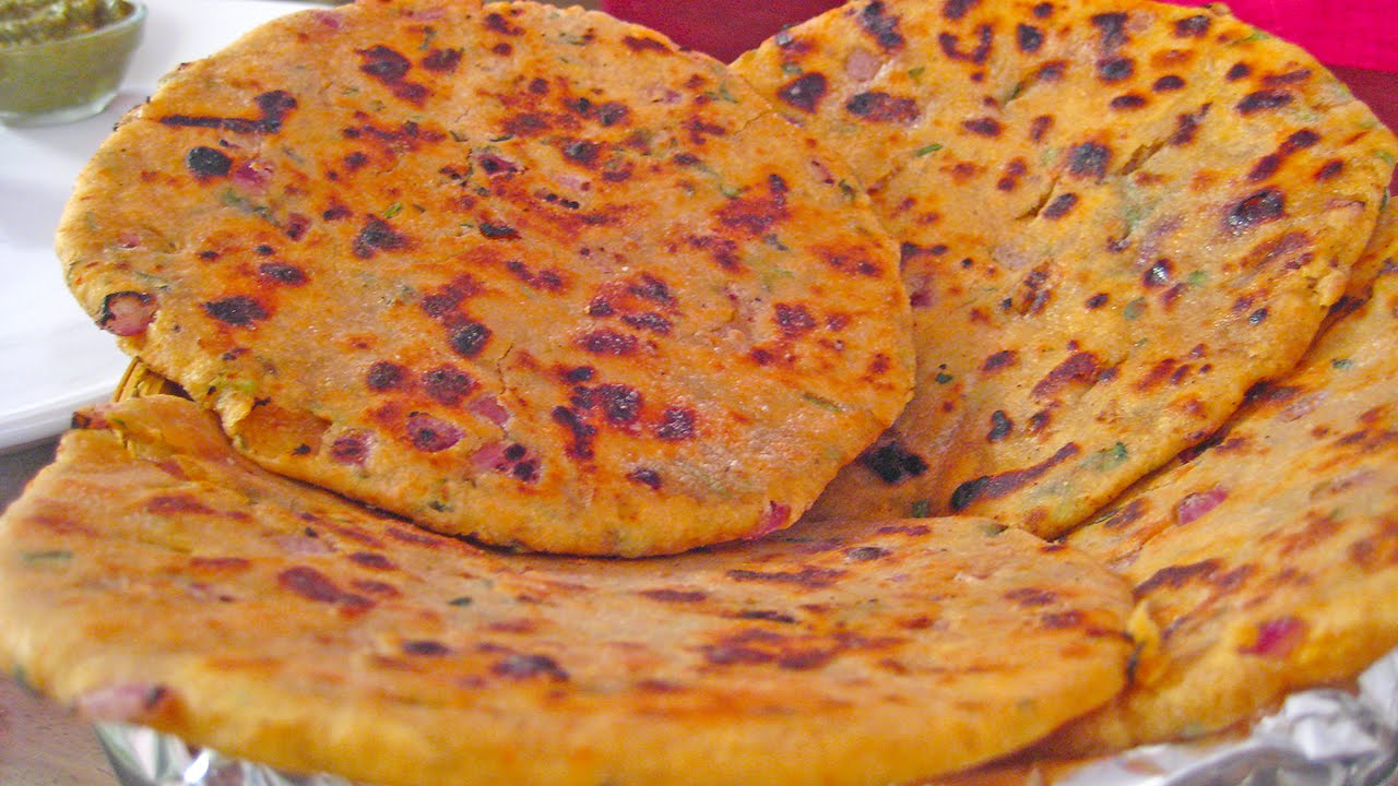 How to Make Dal Ki Missi Roti Recipe