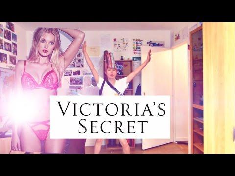 ICH WERDE VICTORIAs SECRET MODEL | 10 Dinge, die man alleine machen kann