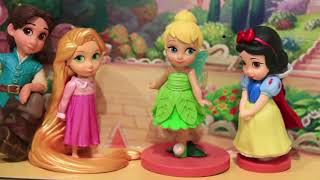 LOL Big Surprise CUSTOM Ball Disney Princesses DIY ! Toys and Dolls Fun for Kids | SWTAD