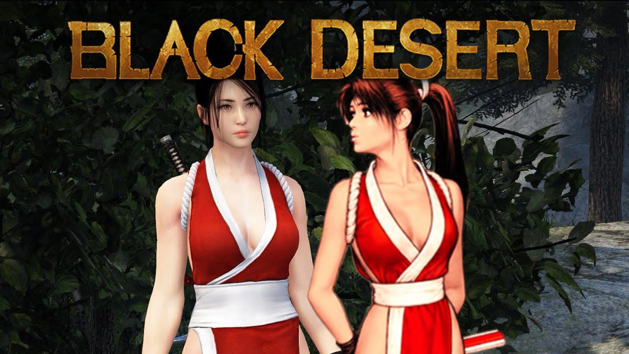 how to play black desert japan