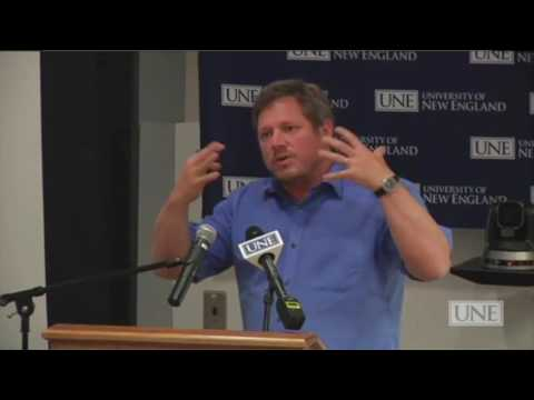 2016 UNE Pain Summit - Yves De Koninck, Ph.D., FCAHS, FRSC, Laval University