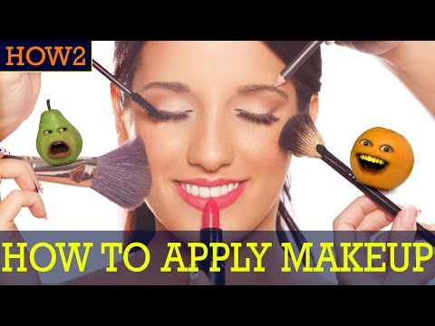 HOW2: How to Apply Makeup!