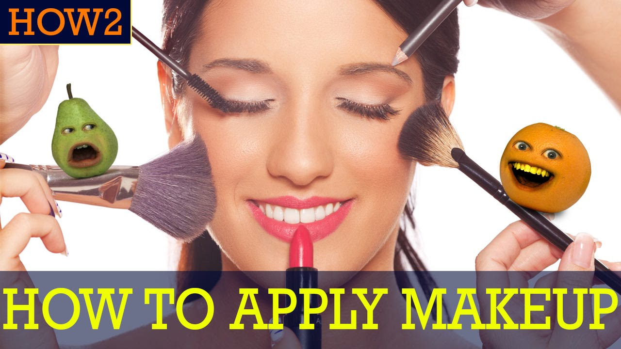 Download HOW2: How to Apply Makeup!