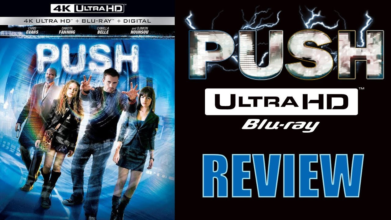 PUSH 4K Blu-ray (Mini Review) Dolby Atmos | Dolby Vision