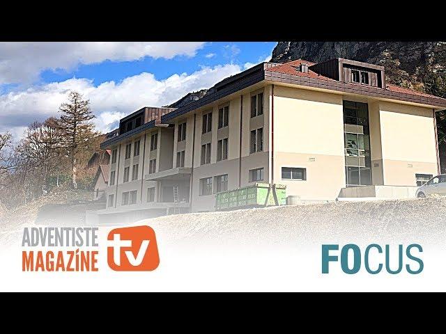 Présentation de la nouvelle résidence Jean Weidner à Collonges-sous-Salève