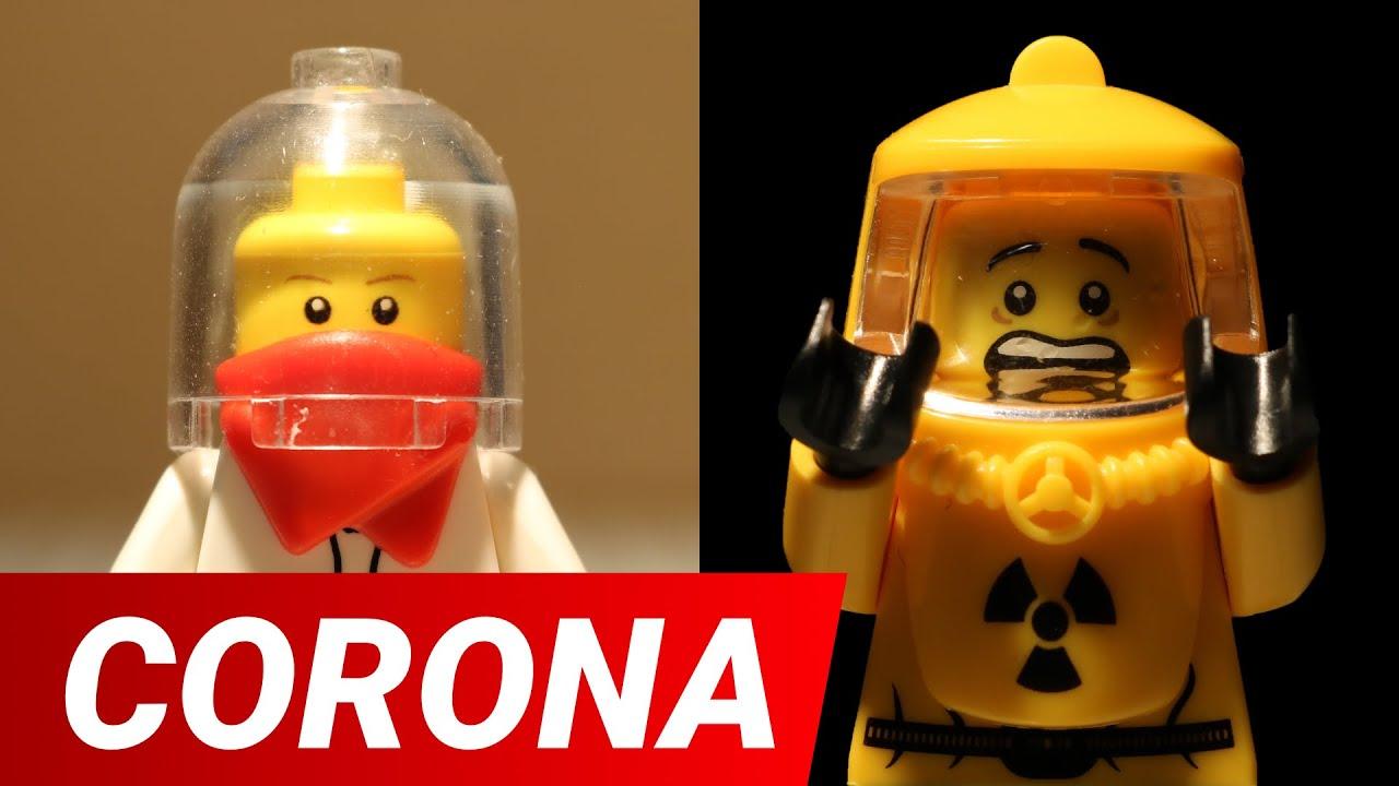 Lego Corona