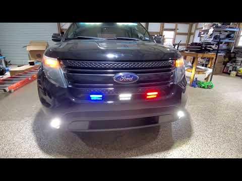 ilmods---2013-ford-explorer-police-interceptor-utility-with-feniex-industries-lights-&-siren-install