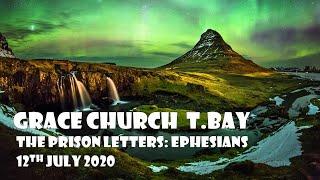 July 12th, 2020 Pastor Martin Lord (Grace Church)