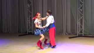 Детский украинский танец/танцевальный коллектив №33/Танцующее поколение-2015/Сумы