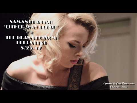 "SAMANTHA FISH ""EITHER WAY I LOSE"" 8/25/17 @ BEAN BLOSSOM BLUES FEST  2017"