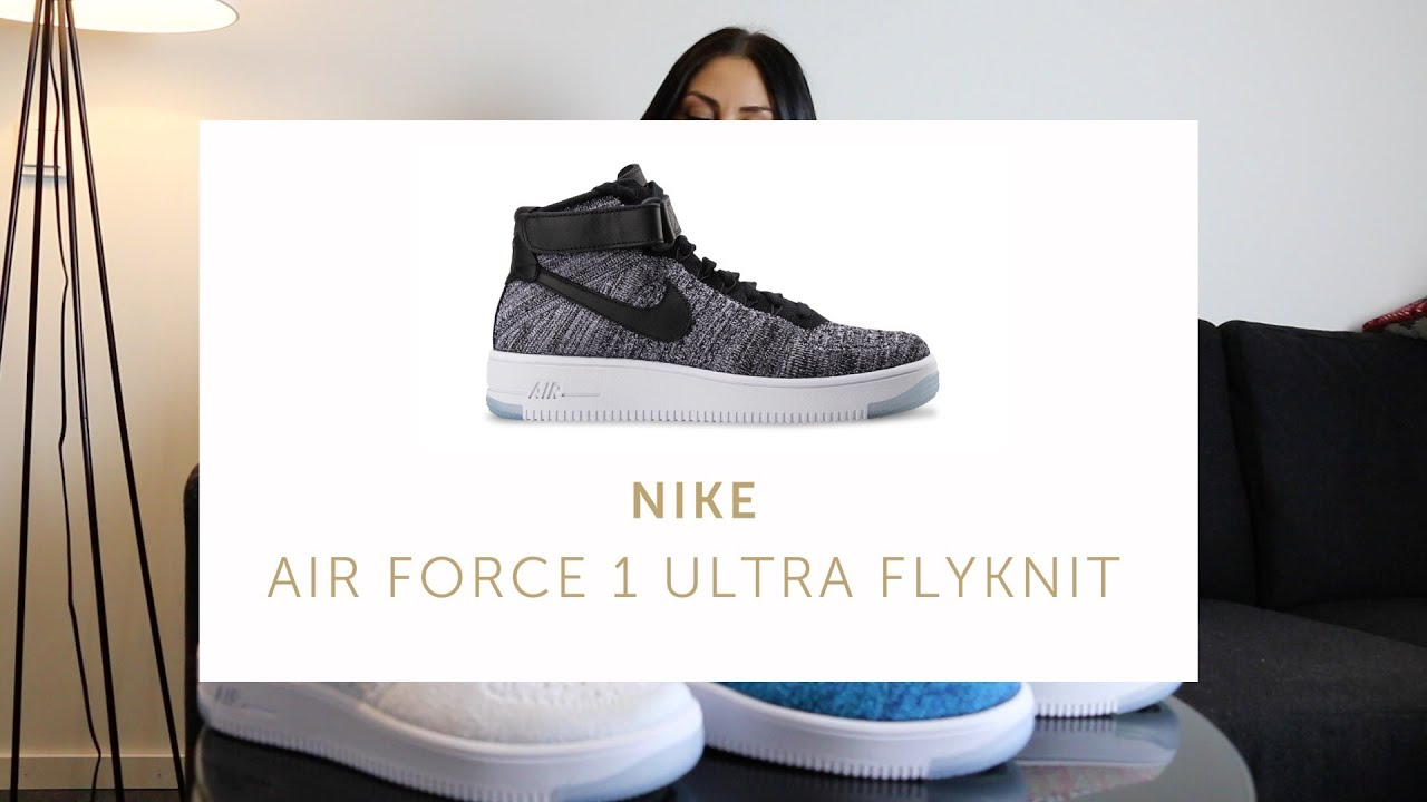 nike air force ultra flyknit women review