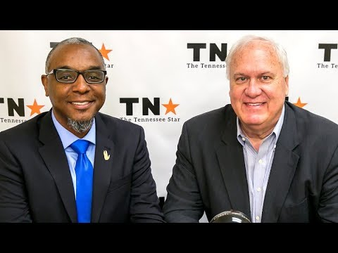 Tennessee Star Political Editor Steve Gill interviews Nashville Mayoral Candidate Jeff Obafemi