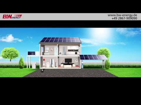 84 % Unabhängig - Mit Photovoltaik, Stromspeicher und Wärmepumpe