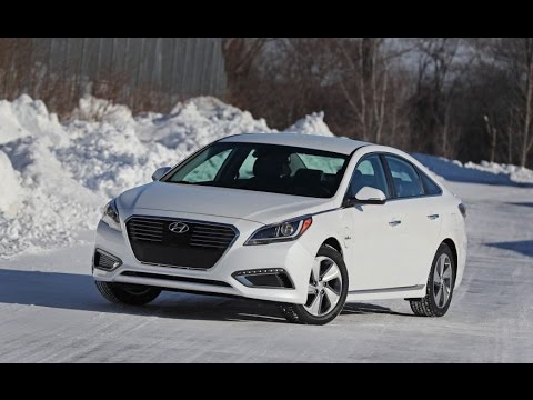 Hyundai Sonata Plug In Hybrid 2017 Car Review