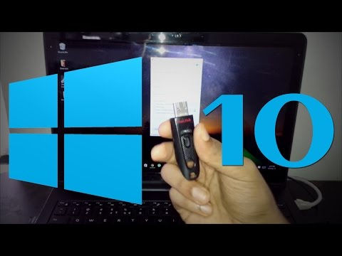 How to Create a Windows 10 USB Bootable Flash Drive | Easy