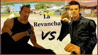 La venganza de Claude Speed - GTA San Andreas Loquendo.