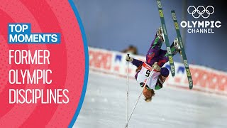 10 sports you didn't know used to be at the Olympics | Top Moments