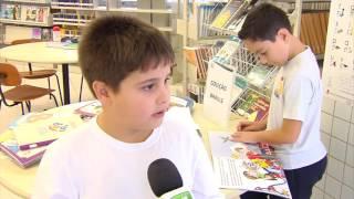 Projeto conheça mais a biblioteca Pública de Santa Catarina, está de volta