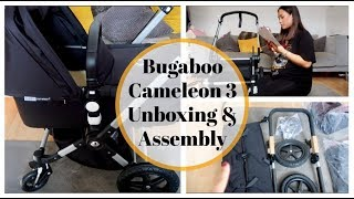 BUGABOO CAMELEON 3 UNBOXING, ASSEMBLY AND FIRST IMPRESSIONS | 2017
