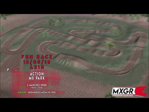 Fun Race MXS - Action MX Park - Manche 1
