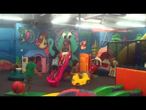 Woodland Hills Indoor Playground (Under The Sea) - 6