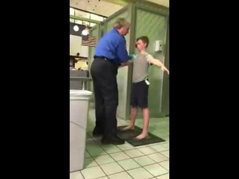 TSA Agent at Dallas/Fort Worth International Airport Cops a Feel on Young Boy