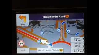 India - GPS Navigation, at Delhi - 1