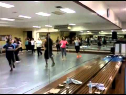 Give it to you-Robin thicke feat 2Chainz choreography by Ronie delos Reyes