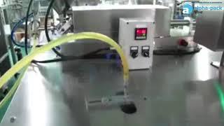 PM-360S Shape Sachet VFFS Liquid Packing Machine
