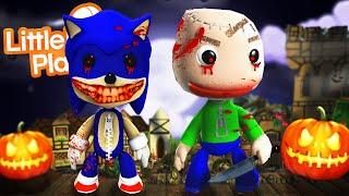Sonic & Baldi *Trick or Treat* | LittleBigPlanet 3