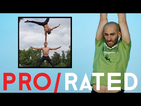 Skateboarding, Skiing & More | Pro/Rated