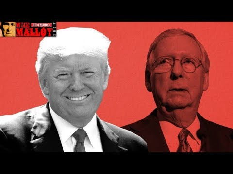 Trump's Presidency Enters an Imperial Phase...and Mitch Rolls Over