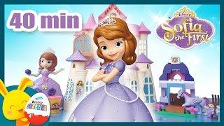 Princesse Sofia - Jouets, pâte à modeler Play-Doh, LEGO - Titounis