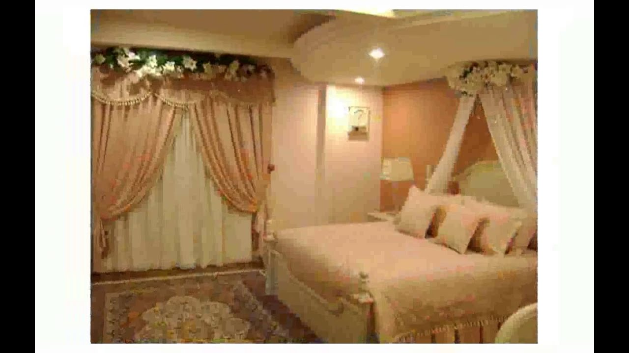 Wedding Bedroom Decorations Bedroom Decoration For Wedding Night Youtube