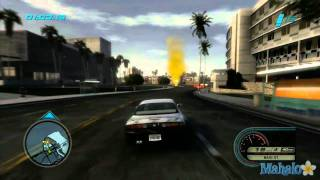 Midnight Club Los Angeles Walkthrough - Earn Rep on the Strip - Part 1