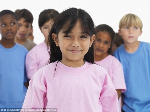 Is this the end of pink for girls and blue for boys? Many parents  now rebelling..
